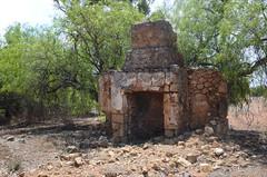 DSC_9682 abandoned farmhouse, Eichler Road, 2.6km west Punthari, South (johnjennings995) Tags: abandoned derelict farmhouse punthari southaustralia australia