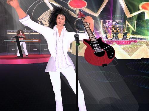 Brian May fan photo
