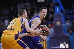 DSC_0289 (VAVEL España (www.vavel.com)) Tags: fcb barcelona barça basket baloncesto canasta palau blaugrana euroliga granca amarillo azulgrana canarias culé