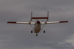 _D501113 (crispiks) Tags: albury airport new south wales bird dog 373 vhzev cessna 337g