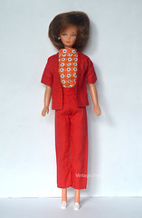 Bellita (1965) in 60's/ 70's unknown clothes (vintage.dolls) Tags: bellita 1965 bella made france tressy european version vintage collectible dolls
