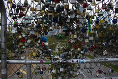 Locks and love (adaliphoto) Tags: houston texas park outdoors nature amazing beautiful love photography nikon d3400 houstontx tx buffalo bayou cloudy winter summer stunning adaliphoto photo visuals spring art statue sculpture grass trees downtown uptown water green blue red yellow pink orange purple outdoor explore space greenspace modern city usa cityscape locks bridge overpass romantic boyfriend couple skyscrapper skyline couples girlfriend family relationship cute sweet married dating night date goals life youth young loving loved lovers