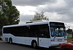 Sita #293 (damoN475photos) Tags: sitabuslinessitacoaches westfootscray 293 volvo b10l bs01vb austral pacific orana thornbury metro train replacemnet ex591591fguqldbrisbanetransport brisbane qld 2019
