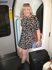 On The Move (rachel cole 121) Tags: tv transvestite transgendered tgirl crossdresser cd gender fluid