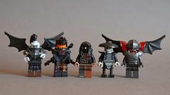 My Beautiful Dark Twisted Fantasy (th_squirrel) Tags: lego minifig minifigure minifigs minifigures