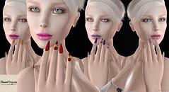 Get Stunned (Nani Xue) Tags: catwa makeup sunneroriginals secondlife sl beauty fashion body omega applier