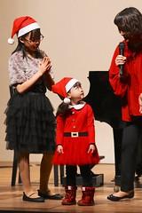 SAKURAKO and SAKIKO - Christmas Piano Recital 2018 (MIKI Yoshihito. (#mikiyoshihito)) Tags: christmas piano recital 2018 christmaspianorecital2018 christmaspianorecital ピアノ発表会 ピアノ クリスマスコンサート クリスマス コンサート sakiko 咲子 さきこ サキコ daughter 次女 2歳11ヶ月 secondeldestsister second eldest sister sakurako 櫻子 さくらこ 娘 サクラコ 長女 10歳2ヶ月 eldestdaughter