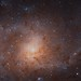 The sharpest view ever of the Triangulum Galaxy