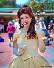 Princess Belle_0364 (Disney-Grandpa) Tags: disneyprincess disneyland princessbelle
