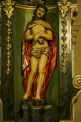 Lord, have mercy on us (RIch-ART In PIXELS) Tags: lesserpoland malopolski poland staremiasto krakau church statue fujifilmxt20 xt20 interior art kraków polska