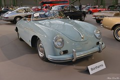 1957 Porsche 356 A 1600 speedster (pontfire) Tags: 1957 porsche 356 a 1600 speedster 57 1600s legend sports bonhams les grandes marques du monde au grand palais 1793 voiture voitures cars auto autos automobile automobili automobiles coche coches carro carros wagen pontfire légende car bil αυτοκίνητο 車 автомобиль sportwagen sportive allemande german deutsches classique ancienne vieille collection classic old antique vieux tacots oldtimer ferry ferdinand décapotable cabriolet dhc