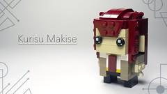 Kurisu Makise - BrickHead (N-11 Ordo) Tags: kurisu makise steinsgate lego legomoc ordobuilds bricks brick mod build brickhead brickheadz kurisumakise makisekurisu n11ordo steins gate anime legoanime japanese japan akihabara