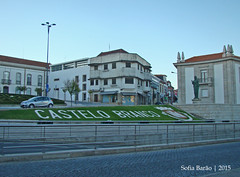 Praça do Município em Castelo Branco (Sofia Barão) Tags: castelo branco beira baixa portugal