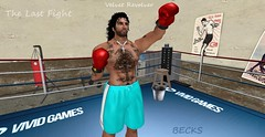 The Last Fight (Velvet Revolver) (Becks (Rebecca)) Tags: ben last fight velvet revolver boxing ring gloves secondlife sl avatar avi
