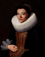Petra Portrait