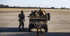 190116-F-OH871-0087 (AirmanMagazine) Tags: mc130 emeraldwarrior hercules specialforces danish joint airforce usaf usairforce usmilitaryjointspecialoperationscommand specialoperations combat combattalon combattalonii royaldanishairforce hurlburtfield alabama unitedstates us