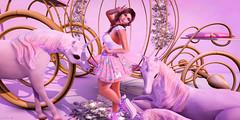 Always be a Unicorn (AlyceAdrift) Tags: unicorn pink babygirl sweet candy kitten ck candykitten kacikohime girly feminine girlpower unicorns unicornprincess princess fantasy girl sweetheart pretty ccute cute kawaii purple rainbow ddlg baby bbg royal