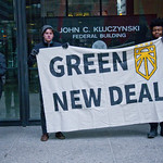 Chicago Sunrise Movement Rallies for a Green New Deal Chicago Illinois 2-27-19 6309 thumbnail