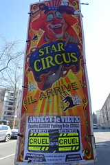Cruel @ Star Circus @ Annecy-le-Vieux (*_*) Tags: 2019 winter hiver february sunny europe france hautesavoie 74 savoie annecy annecylevieux