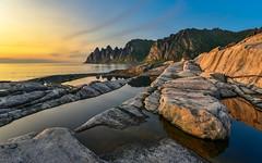 Rocks and Pools (Daniel.Peter) Tags: norway norwegen senja tungeneset dpe3x
