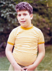 1970 portrait (Roamer61) Tags: 1970 portrait boy child self family kid backyard