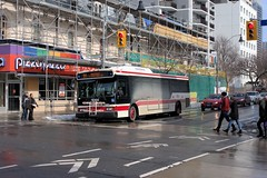 081 -11stpf (citatus) Tags: westbound ttc bus 1044 church wellesley street east route 94 gay village toronto canada winter afternoon 2019 pentax k3 ii