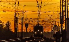 47_2019_02_14_Gelsenkirchen_Bismarck_6185_604_RHC_Lz_über_Gegengleis ➡️ Herne_Abzw_Crange (ruhrpott.sprinter) Tags: ruhrpott sprinter deutschland germany allmangne nrw ruhrgebiet gelsenkirchen lokomotive locomotives eisenbahn railroad rail zug train reisezug passenger güter cargo freight fret bismarck db ccw de efm eh eloc hctor rpool pkpc spag 323 0077 0275 0632 1225 1265 1266 1275 3294 6145 6156 6185 6186 6189 6241 9123 9124 captrain ecr ell hectorrail lotos setg spitzke museumszug schrottzug logo natur outdoor graffiti wildgänse flugzeug sonnenuntergang airbus 380