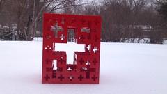 LEGO Menger Crosses (faces) (marathontomay) Tags: lego fractal mengercross jerusalemcube math selfsimilar iteration