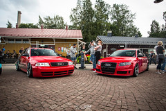 A4 (RSipp) Tags: audi a4 b5 b7 airsuspension cdlc fittedfest lowlifer stance fitment finland lahti 2018