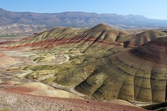God's art work in Oregon. (Eclectic Jack) Tags: eastern oregon trip october 2018 rural autumn fall mountains painted hills hill central