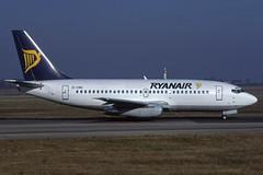 EI-CNX (Ryanair) (Steelhead 2010) Tags: ryanair boeing b737 b737200 eireg eicnx gva