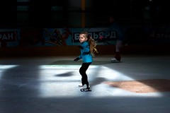 Slide (RuLibre) Tags: figure skating kid moscow people