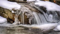 ice ... #2 (Roberto Defilippi) Tags: 2019 rodeos robertodefilippi ice ghiaccio acqua water waterfall tripod treppiede tmpanel longexposition 72019