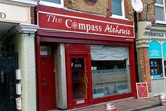 Gravesend, Compass Alehouse (Dayoff171) Tags: gbg greatbritain gbg2019 boozers england europe unitedkingdom publichouses pubs kent medway da121aa