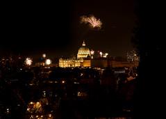 San Pietro, Roma. (fabrizio brugnoletti) Tags: sanpietro rome italy roma italia newyear capodanno