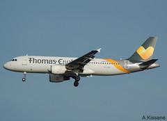 THOMAS COOK A320 YL-LCS (Adrian.Kissane) Tags: 692018 566 yllcs a320 lanzarote thomascook