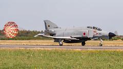 F-4EJ 57-8355 301 Squad 10-18-6243 (justl.karen) Tags: hyakuri japan 2018 jasdf f4ej 301squadron ibaraki phantom f4