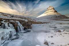 Kirkjufell - Iceland (JusKlaud) Tags: kirkjufell iceland sunset landscape nature naturelovers outdoors outside explore ngc
