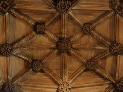 Lady Chapel vaulting (Wider World) Tags: glasgow cathedral scotland citycentre stmungo stkentigern crypt ladychapel bosses vaulting stone