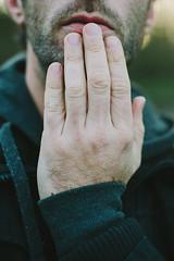 JAN-21 ••• (Gregory Criteau) Tags: 365 self portrait hand