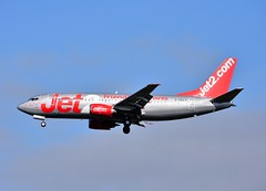 G-CELY B737 377QC Jet 2 (corrydave) Tags: 23662 b737 b737300 jet2 shannon gcely