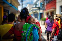 Happy International's Women's Day (Bayamo, Cuba 2019) (Alex Stoen) Tags: alexstoenphotography baby bayamo cuba internationalwomensday leicamptyp240 mother streetphotography summiluxm35mm travel