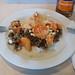 Süßkartoffelgratin mit Rinderhackfleisch und Feta