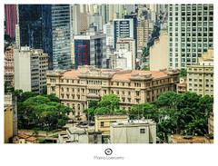 Palacio de justiça (Marina Lorenzetto) Tags: arquitetura architecture colors nikon nikond600 d600 sp saopaulo centro city urban street view