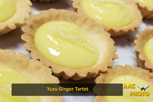 "Yuzu Ginger Tartlet • <a style=""font-size:0.8em;"" href=""http://www.flickr.com/photos/159796538@N03/46876586574/"" target=""_blank"">View on Flickr</a>"