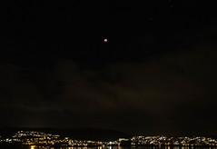 Lunar Eclipse - Bloodmoon (Mostraum) Tags: bloodmoon blodmåne måneformørking månen moon bergen askøy måneformørkelse lunareclipse