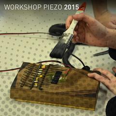 Workshop Piezo [2015] (Marc Wathieu) Tags: le75 soundart créationsonore educational brussels bruxelles woluwesaintlambert esale75 75 2015 20152016 cover sleeve