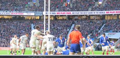 England v France 17 (oldfirehazard) Tags: england engvfra france rugby rugbyunion rufc 6nations sport twickenham london 2019 february international outdoor stadium winter