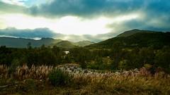 ἀταραξία (audun.bie) Tags: norway austagder bykle hovden setesdalen landscape nature sunset clouds mountain mountains autumn tranquility