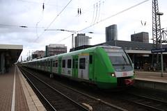DB 422 547 te Dormund HBF (vos.nathan) Tags: db deutsche bahn dortmund hbf hauptbahnhof br 422 baureihe 547